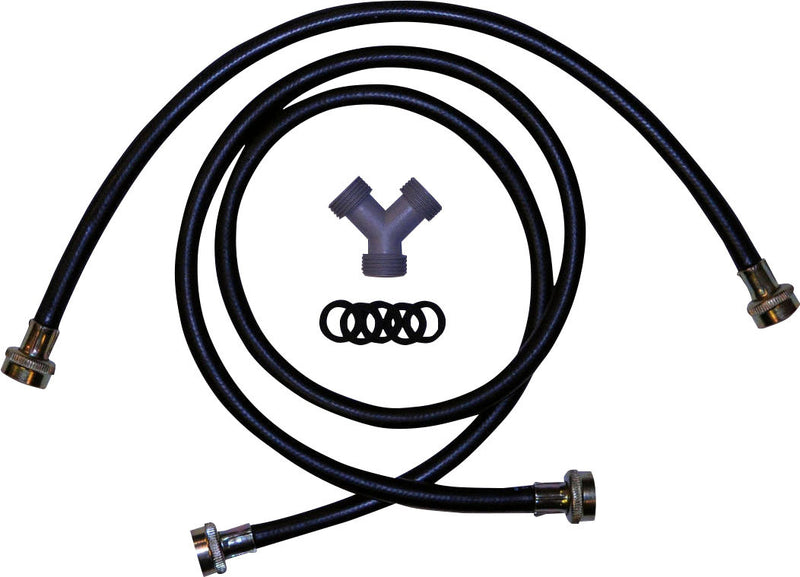 Whirlpool Hose Kit for Steam Dryer – W10044609A|Ensemble de tuyaux pour sécheuse à la vapeur Whirlpool – W10044609A