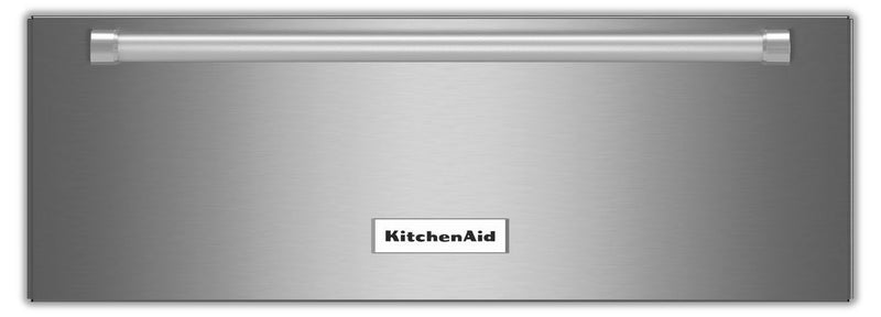 KitchenAid 27'' Slow-Cook Warming Drawer – KOWT107ESS|Tiroir Réchaud Cuisson Lente De 27 Pouces Kitchenaid– KOWT107ESS