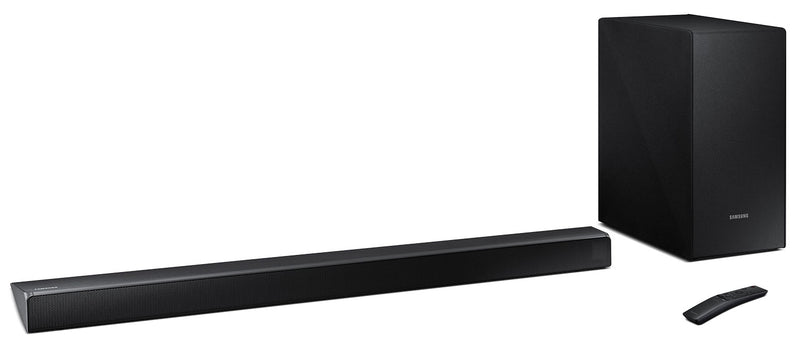Samsung HW-N450 2.1-Channel Soundbar and Wireless Subwoofer – 320 W|Barre de son à 2.1 canaux et caisson d'extrêmes graves sans fil HW-N450 de Samsung - 320 W