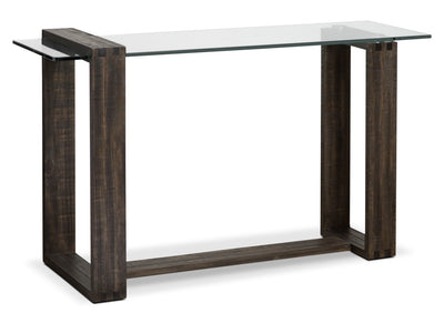 Calistoga Modern Sofa Table|Table de salon moderne Calistoga|CALI2STB