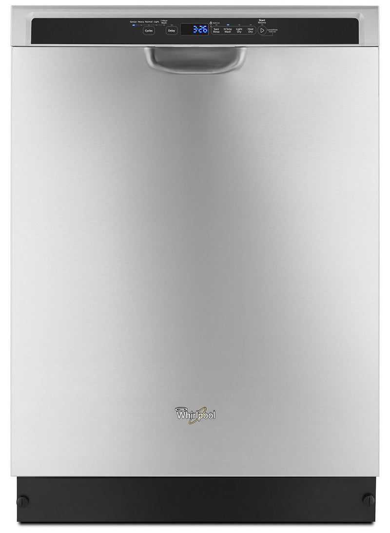 Whirlpool Built-In Dishwasher – WDF560SAFM|Lave-vaisselle encastrable Whirlpool – WDF560SAFM