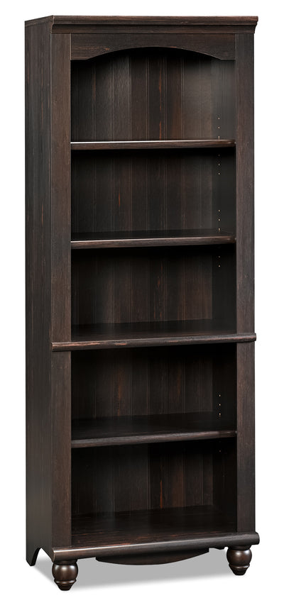 Harbor View Bookcase – Antiqued Paint|Bibliothèque Harbor View - peinture vieillie|HARANBKC