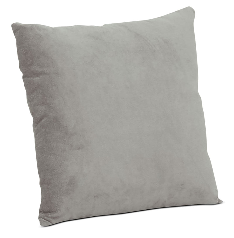 Designed2B Chenille Accent Throw Pillow – Lavish Grey