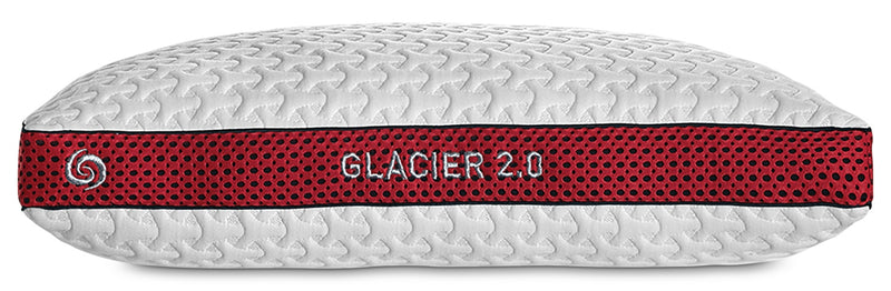 Bedgear™ Glacier Series Performance Pillow® – Back Sleeper|Oreiller de performance de série Glacier BedgearMC – pour dormeur sur le dos