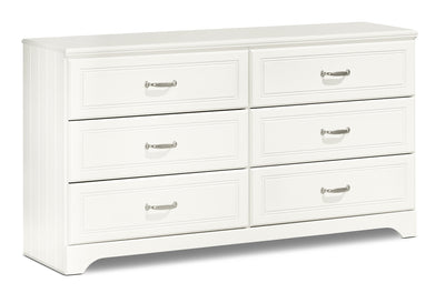 Lulu Dresser - Country style Dresser in White
