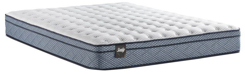 Sealy Gandala Euro-Top Twin Mattress|Matelas à Euro-plateau Gandala de Sealy pour lit simple