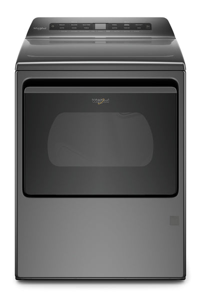 Whirlpool 7.4 Cu. Ft. Front-Load Electric Dryer - YWED5100HC|Sécheuse électrique Whirlpool à chargement frontal de 7,4 pi³ - YWED5100HC|YWED510C