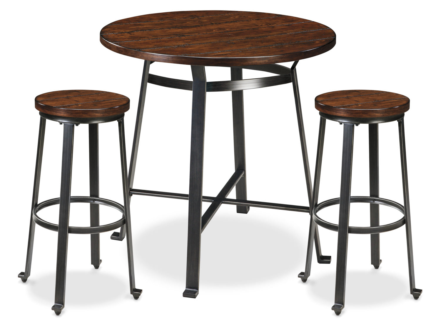 Challiman 3 Piece Pub Dining Package The Brick