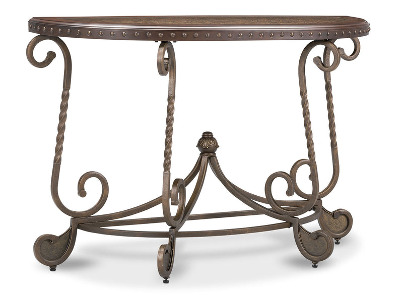 Cordoba Sofa Table – Dark Brown|Table de salon Cordoba – brun foncé