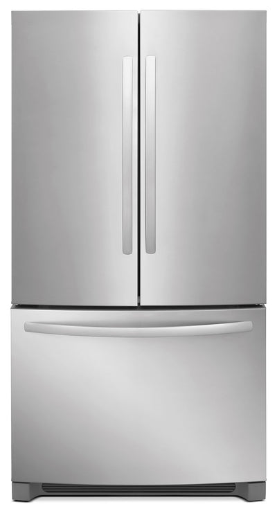 Frigidaire 27.6 Cu. Ft. French-Door Refrigerator – FFHN2750TS - Refrigerator in Stainless Steel
