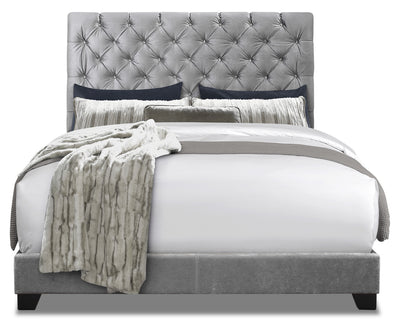 Candace Upholstered Full Bed