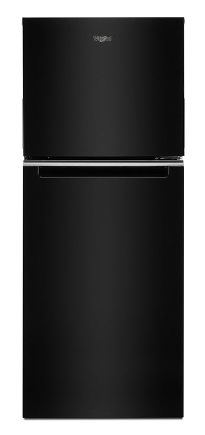 Whirlpool 11.6 Cu. Ft. Top-Freezer Refrigerator - WRT312CZJB - Refrigerator in Black
