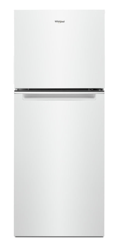 Whirlpool 11.6 Cu. Ft. Top-Freezer Refrigerator - WRT312CZJW - Refrigerator in White