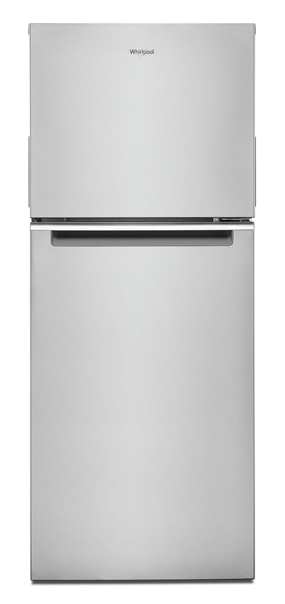 Whirlpool 11.6 Cu. Ft. Top-Freezer Refrigerator - WRT312CZJZ - Refrigerator in Fingerprint-Resistant Stainless Steel
