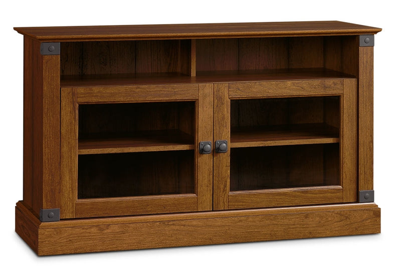 "Carson Forge 43"" TV Stand – Washington Cherry