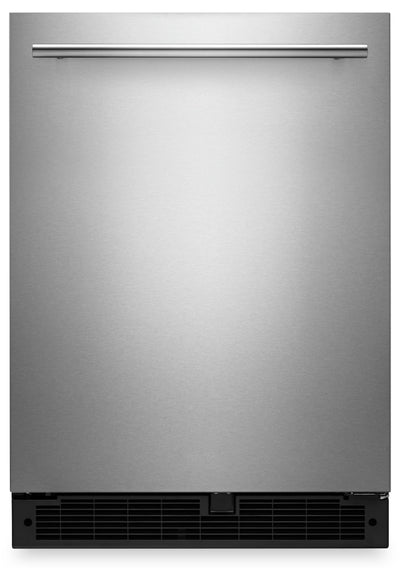 Whirlpool 5.1 Cu. Ft. Under-Counter Refrigerator - WUR35X24HZ - Refrigerator in Fingerprint Resistant Stainless Steel