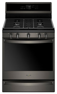 Whirlpool® 5.8 Cu. Ft. Smart Freestanding Gas Range with EZ-2-Lift™ Grates