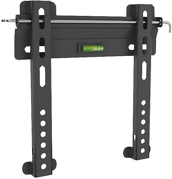 "Sonax Adjustable 18"" - 32"" Fixed Low-Profile TV Wall Mount – Black