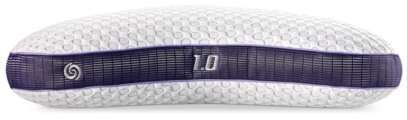 Bedgear™ M1X Performance Pillow® – Stomach Sleeper|Oreiller de performance M1X BedgearMC - dormeur sur le ventre