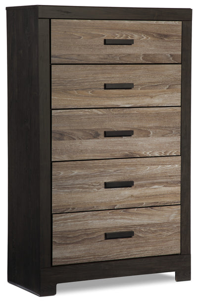 Harlinton Chest - Rustic style Chest in Two-Toned