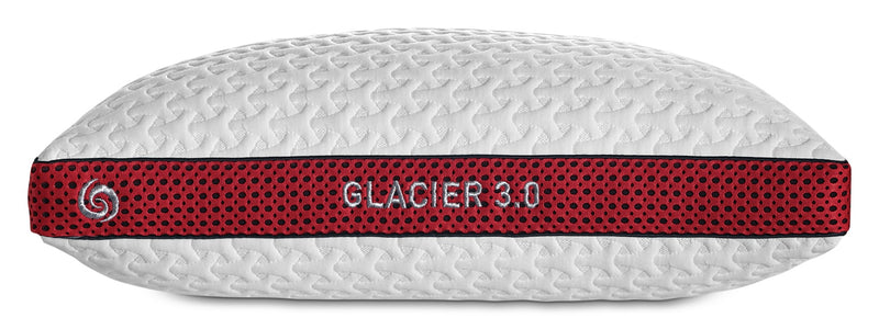 Bedgear™ Glacier Series Performance Pillow® – Side Sleeper|Oreiller de performance de série Glacier BedgearMC – pour dormeur sur le côté