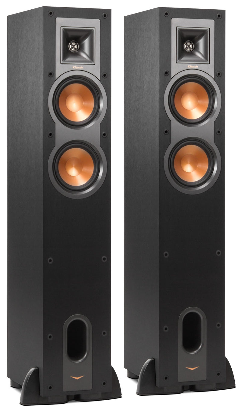 Klipsch Tower Speakers Set Of 2 35 Quot The Brick