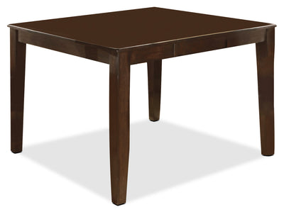 Dakota Pub Table - Country style Dining Table in Dark Cherry