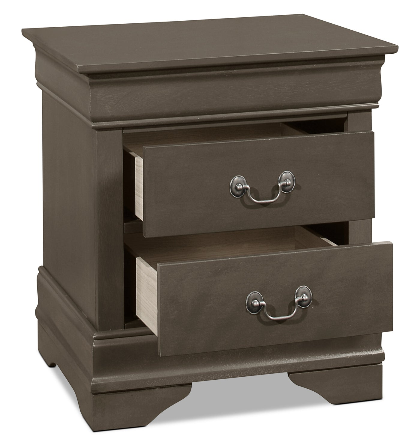Lyla Nightstand Grey