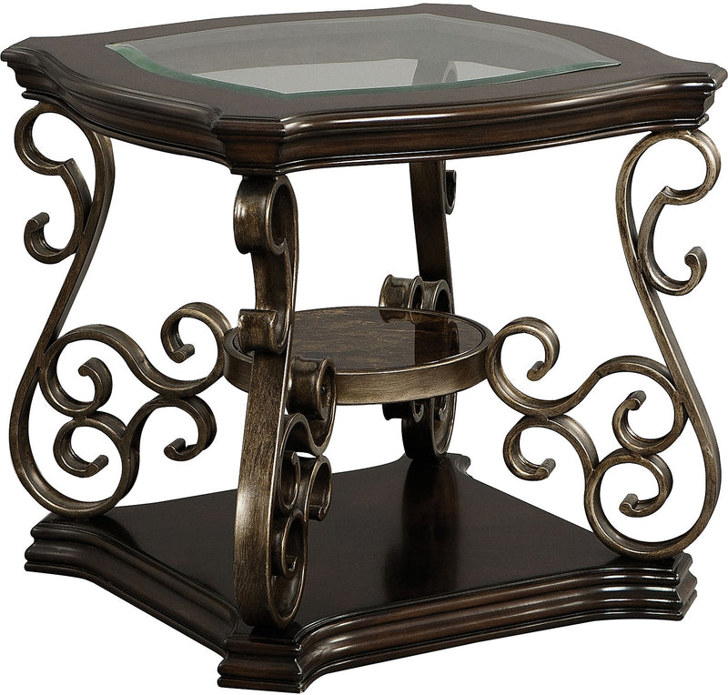 Clermont End Table|Table de bout Clermont