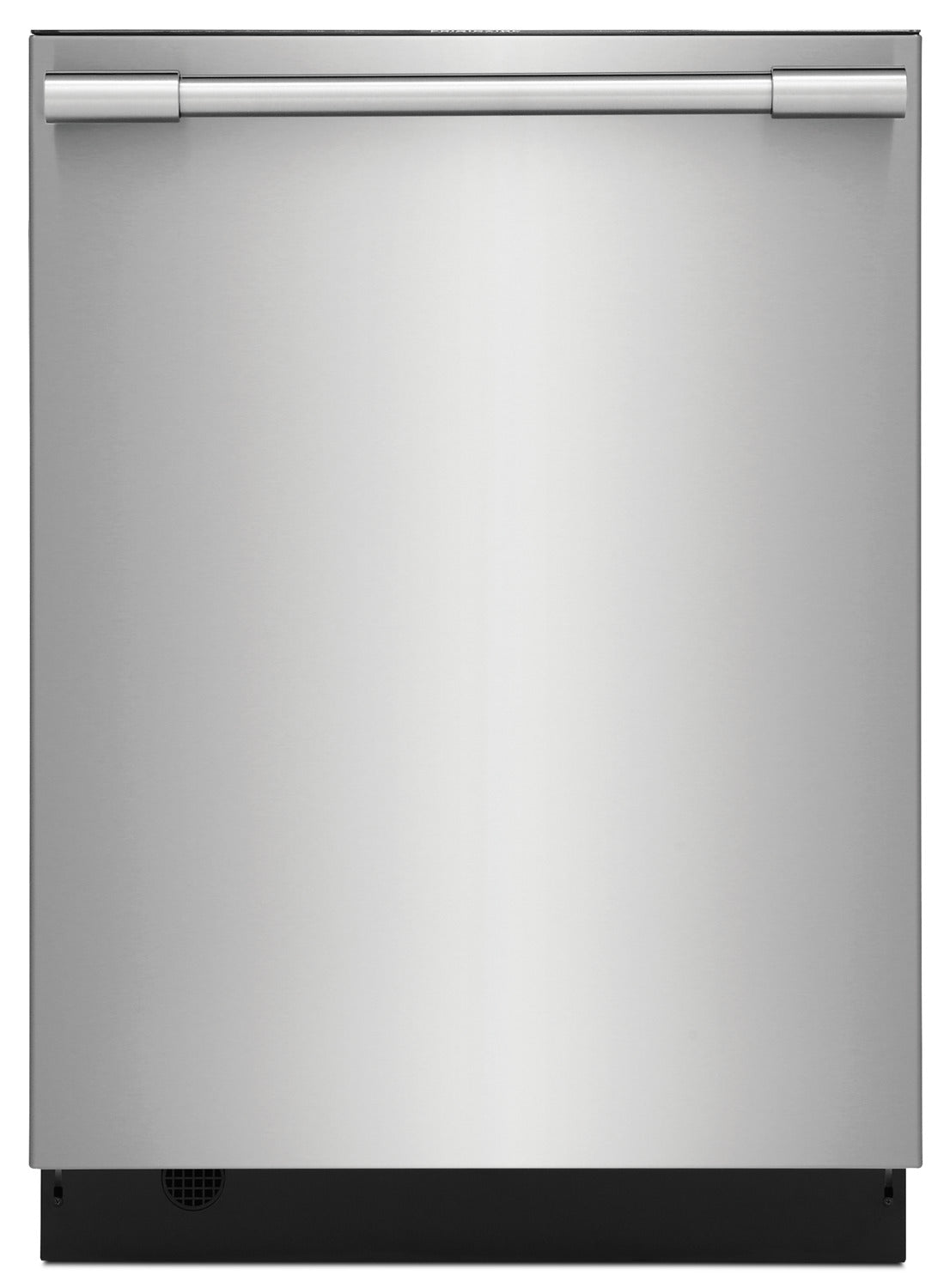 frigidaire professional built-in dishwasher with evendry