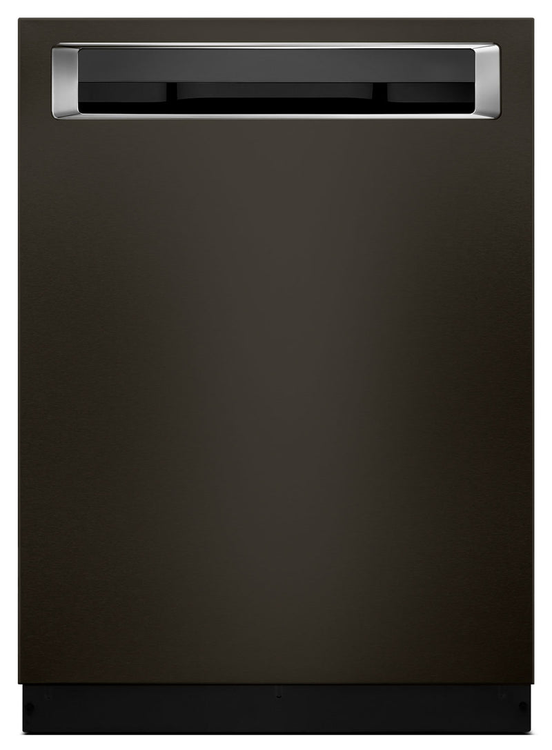 KitchenAid Dishwasher with ProDry™ System and PrintShield™ Finish – KDPE334GBS|Lave-vaisselle KitchenAid avec option de séchage ProDryMC et fini PrintShieldMC – KDPE334GBS