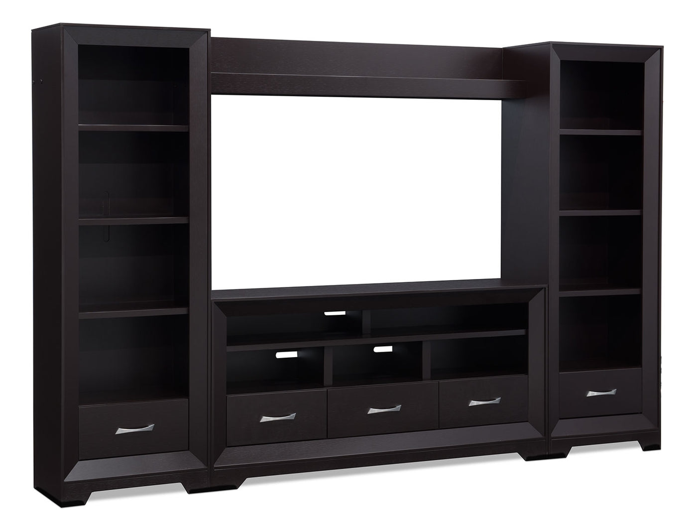 Sofia 4 Piece Entertainment Centre With 60 Tv Opening The Brick