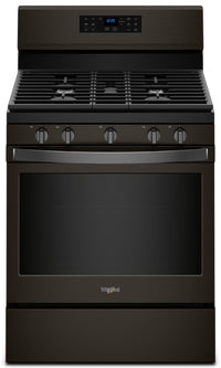 Whirlpool® 5.0 Cu. Ft. Freestanding Gas Range with Fan Convection Cooking