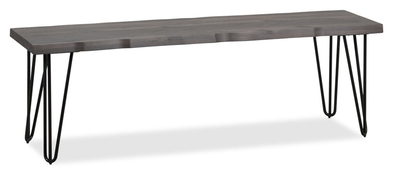 Living Edge Dining Bench|Banc de salle à manger Living Edge|175ONXBN