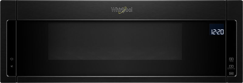 Whirlpool 1.1 Cu. Ft. Low-Profile Microwave Hood Combination – YWML75011HV|Whirlpool Four micro-ondes 1,1 pi³ - YWML75011HV|YWML75HV