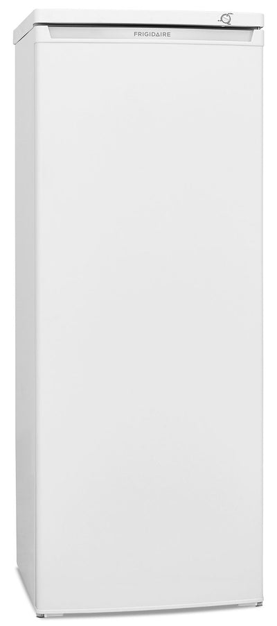 Frigidaire 6 Cu. Ft. Upright Freezer – FFFU06M1TW - Freezer in White