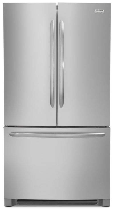 Frigidaire Gallery 27.6 Cu. Ft. French-Door Refrigerator – FGHN2868TF - Refrigerator in Stainless Steel