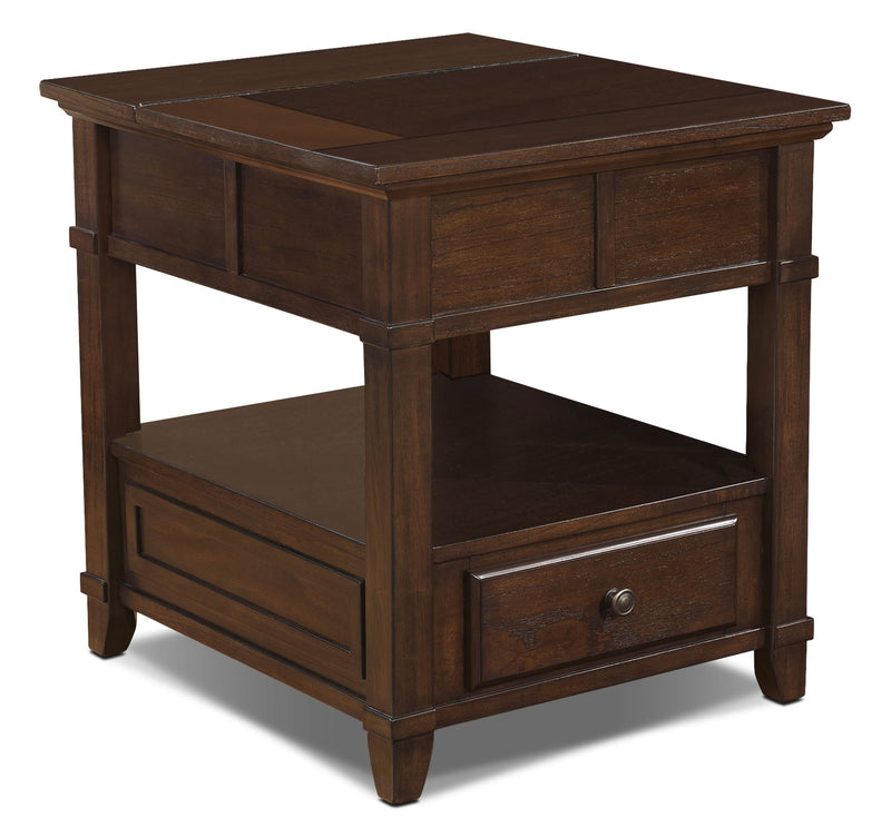 Gately End Table|Table de bout Gately