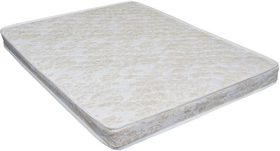 Ciro Tight-Top Full Sofa Bed Mattress - White/Cream Full Mattress