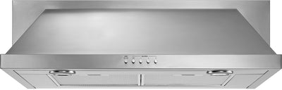 "Whirlpool 30"" Convertible Under-Cabinet Range Hood – Stainless Steel - Range Hood in Stainless Steel"