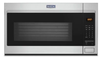 Maytag 1.9 Cu. Ft. Over-the-Range Microwave - YMMV1175JZ - Over-the-Range Microwave in Fingerprint Resistant Stainless Steel