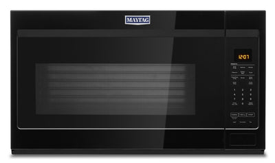 Maytag 1.9 Cu. Ft. Over-the-Range Microwave - YMMV4207JB - Over-the-Range Microwave in Black