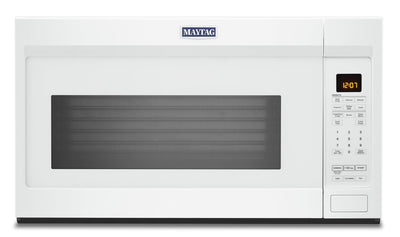 Maytag 1.9 Cu. Ft. Over-the-Range Microwave - YMMV4207JW - Over-the-Range Microwave in White