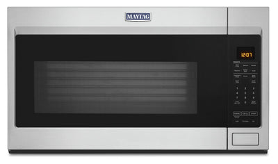 Maytag 1.9 Cu. Ft. Over-the-Range Microwave - YMMV4207JZ - Over-the-Range Microwave in Fingerprint Resistant Stainless Steel
