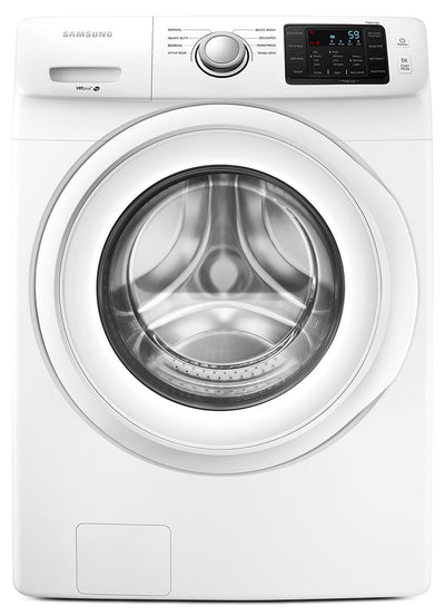Samsung 5.2 Cu. Ft. Front-Load Washer – WF45M5100AW/A5|Laveuse Samsung à chargement frontal de 5,2 pi3 – WF45M5100AW/A5|WF45M510