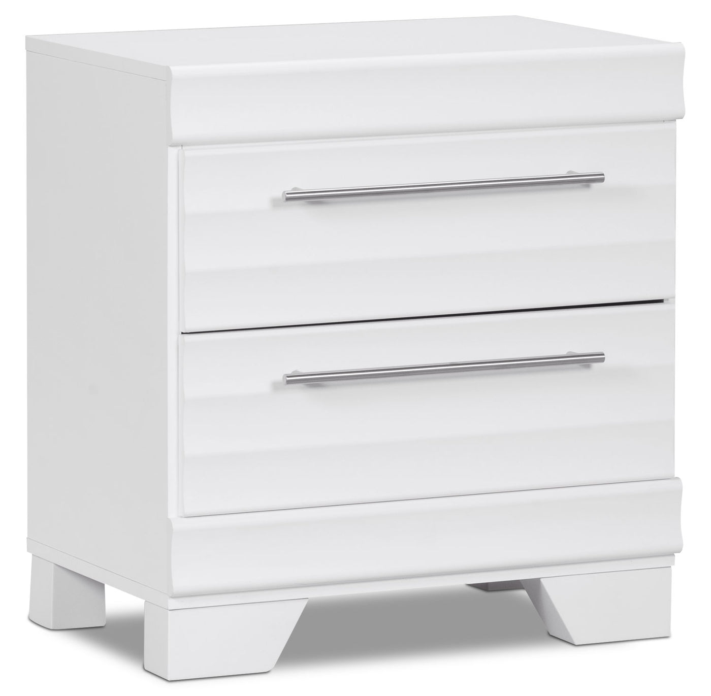 Olivia Nightstand White