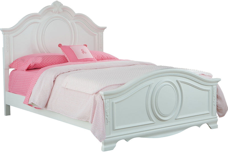 Jessica Twin Bed|Lit simple Jessica