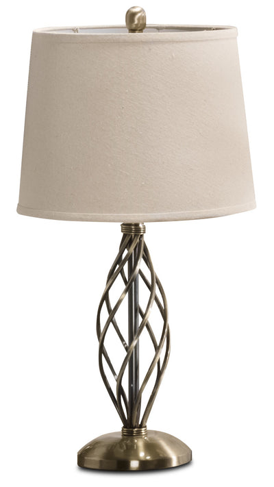 Cage Table Lamp|Lampe de table de style cage|IT9064LP