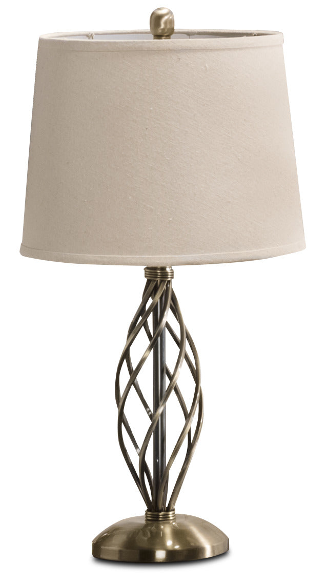 Cage Table Lamp The Brick