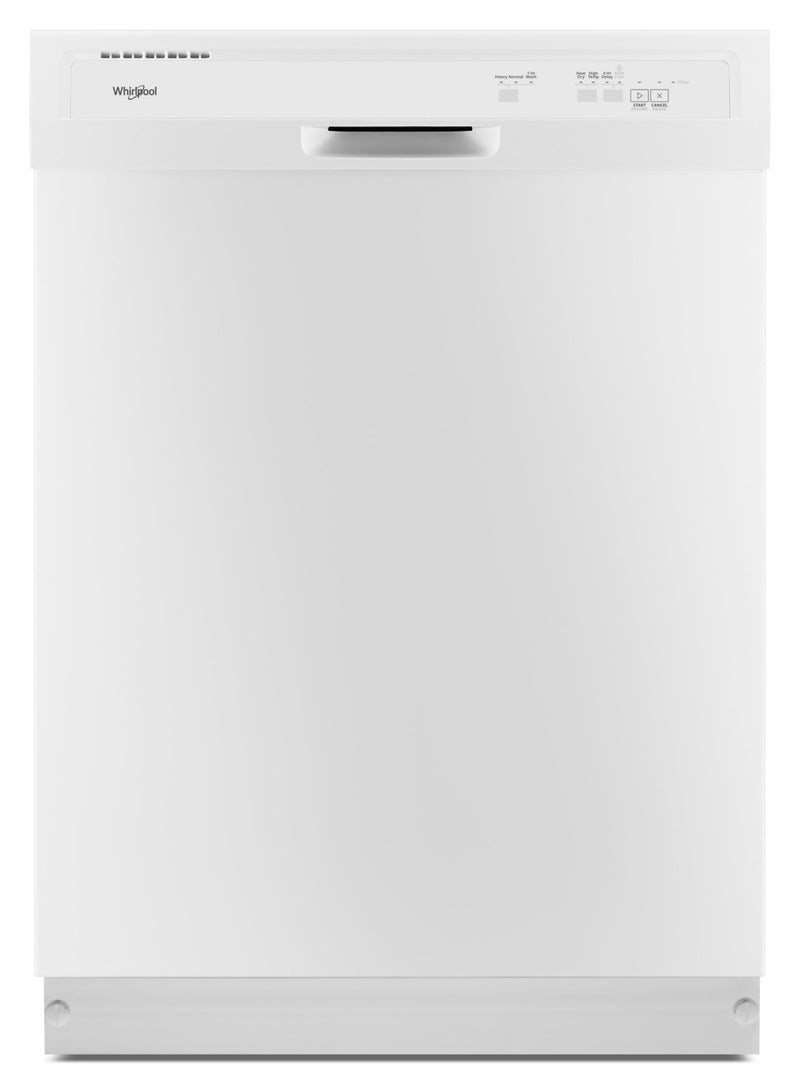 Whirlpool Heavy-Duty Dishwasher with One-Hour Wash Cycle – WDF330PAHW|Lave-vaisselle Whirlpool robuste avec cycle de nettoyage en une heure - WDF330PAHW